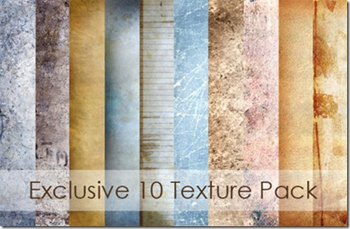 exclusive 10 texture pack