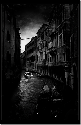 Venice Low key Photography