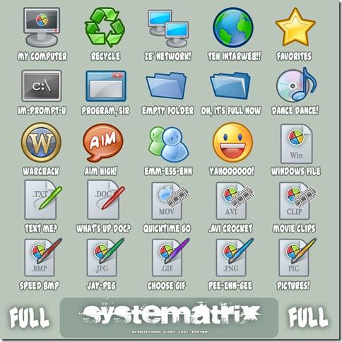Systematrix Full