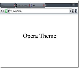 google-chrome-opera-theme