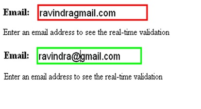 Realtime-email-validation-w