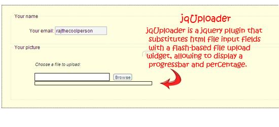 7 file upload plugins for web developer