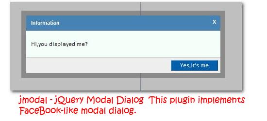 jmodal---jQuery-Modal-Dialo