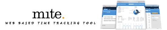 mite time tracking tool