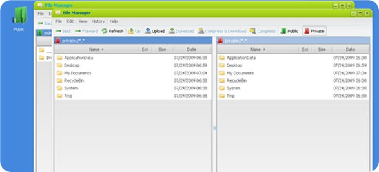 Web-File-Manager