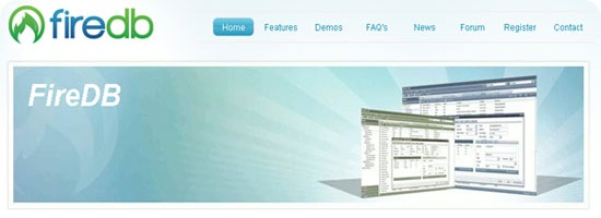 Online Web Application Builder - FireDB