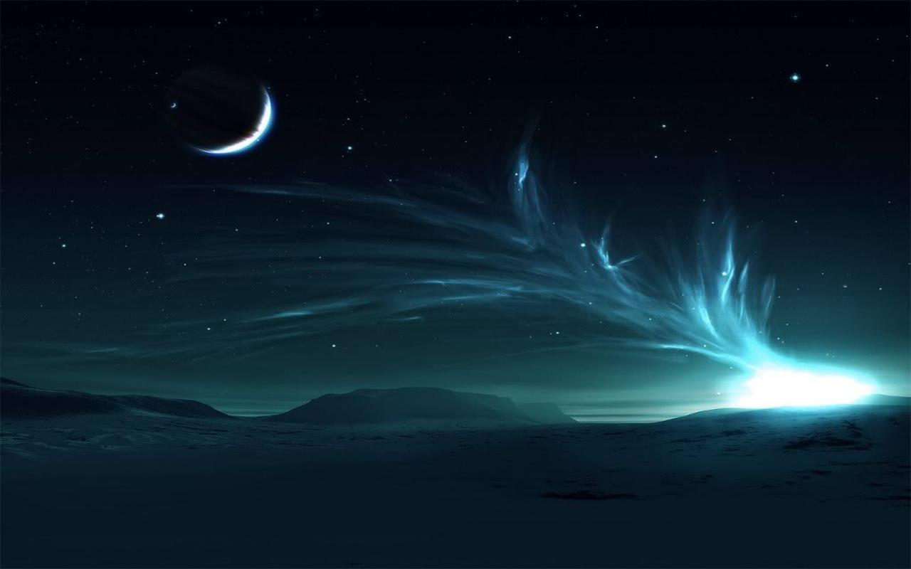 Night sky lock screen hd android apps on google play