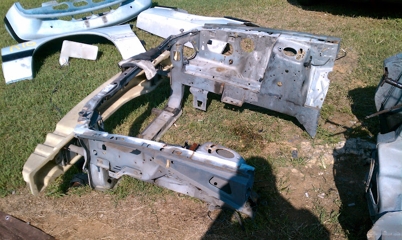 F/S:89 Foxbody front clip, firewall forward  Cheap