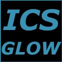 ICS GLOW Audio Manager Skin icon