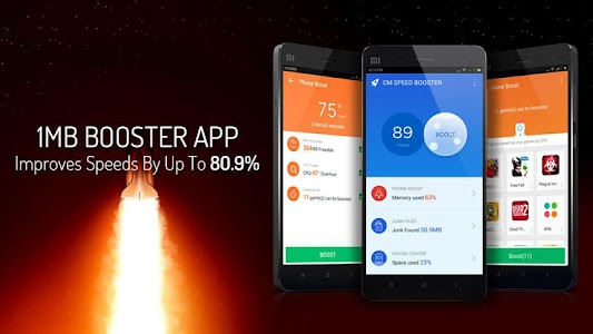 Clean Master Lite丨Speed Boost v1.5.8 build 10580009