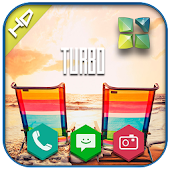Turbo next launcher theme