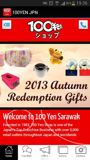 100YEN Japan - Sarawak Store