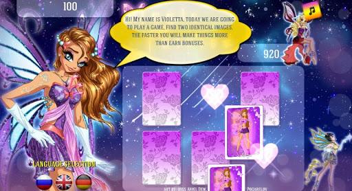 Fairy Witch Violetta