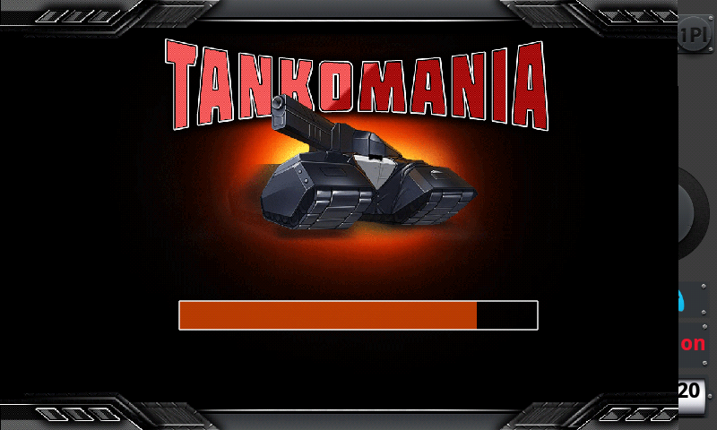 Tankomania: Tank wars - screenshot