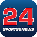 24Sports & News icon