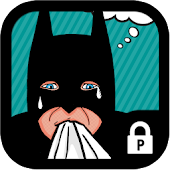 Funny betman protector theme