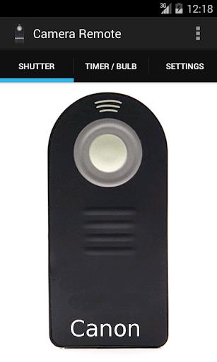 Camera Remote Control DSLR