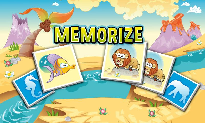 Memorize - screenshot