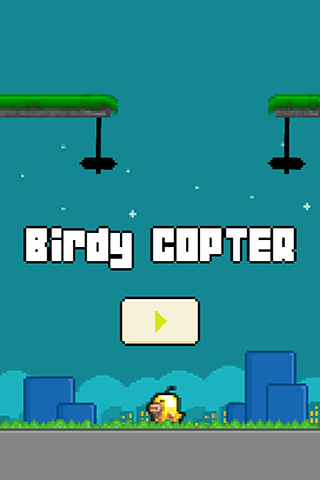 Floppy Birdy Copter