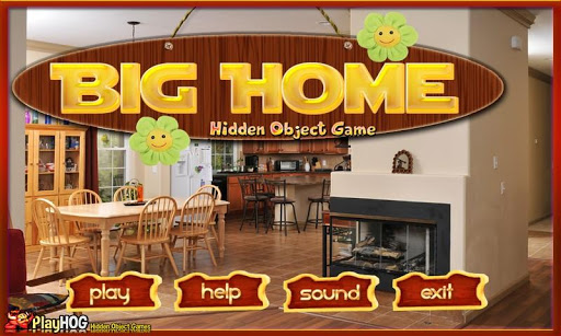 Big Home - Free Hidden Objects