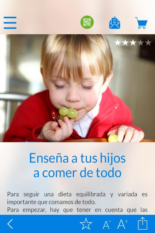 Alimenta Sonrisas de Danone- screenshot