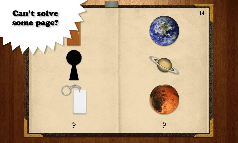 Book of Enigmas - Answers - screenshot