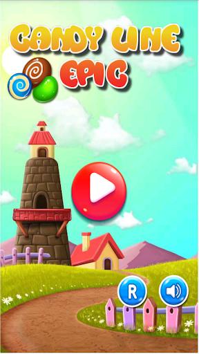 玩免費解謎APP|下載Candy Line Epic app不用錢|硬是要APP