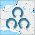 Mapitare Sea Map + Terrain icon