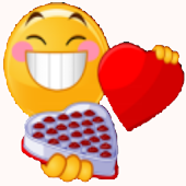 Emoticons Cute Love