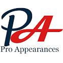 Pro Appearances logo