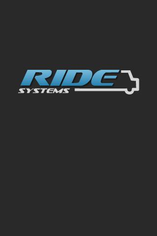 Ride Systems - screenshot