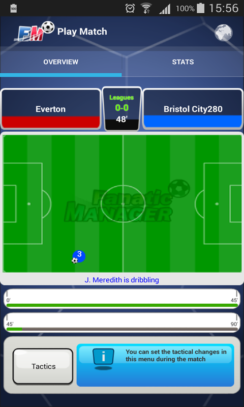 Fanatic Football Manager 2015- screenshot