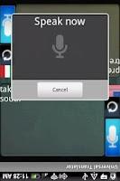 Screenshot of Universal Translator
