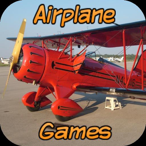 Kids Airplane Games 休閒 LOGO-玩APPs