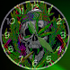 Skull Reefer Analog Clock Pack