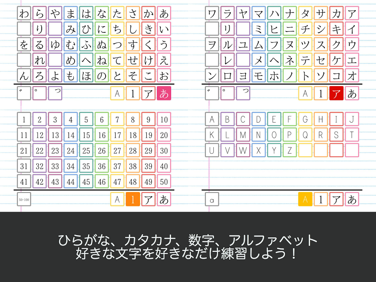 learning japanese  how to write hiraganakatakana
