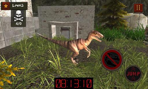 恐竜 殺し屋 3D
