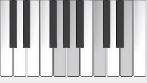 真正的钢琴