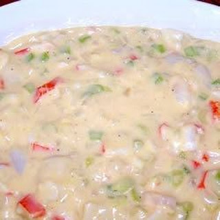 Christmas Seafood Casserole