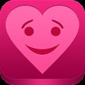 happy@love icon
