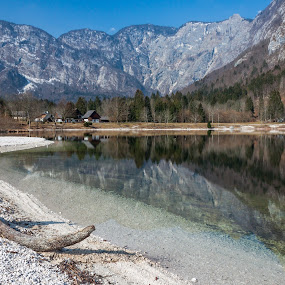 Bohinj by Sabina Kos - Landscapes Waterscapes ( , relax, tranquil, relaxing, tranquility )