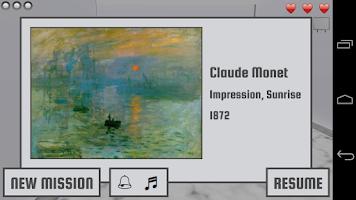 Screenshot of Gallery Run