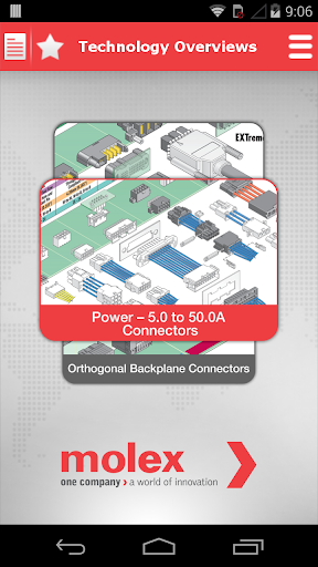 【免費商業App】Molex Connector Tech – Mobile-APP點子
