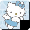 Hello Kitty Slide Puzzles icon