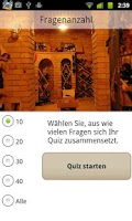 Screenshot of Weinquiz Allgemein