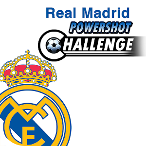 Real Madrid Powershot Chall. for PC and MAC