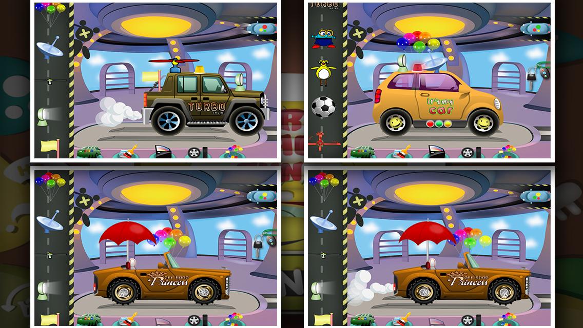 Car Garage Fun - screenshot
