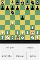 Screenshot of Minimardi Chess