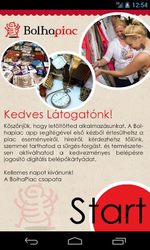 Bolhapiac - Petőfi Csarnok