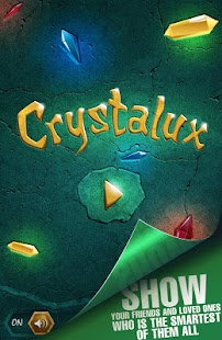 Crystalux puzzle game 解謎 App-癮科技App